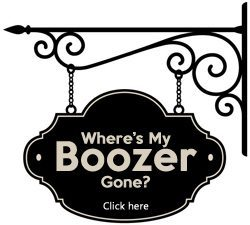 Where's my boozer gone? Image