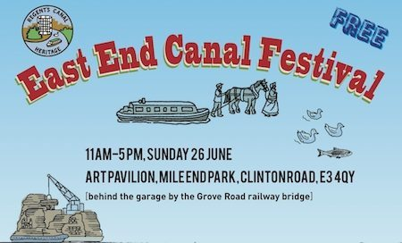 A Date for the Diary: Canal Festival in June - Our Bow