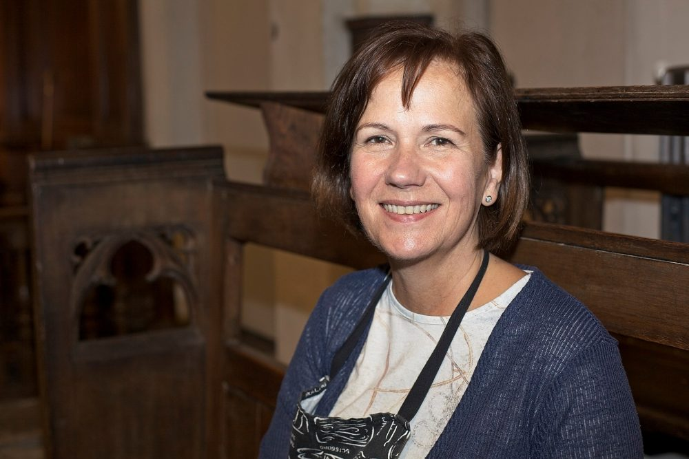 Rev Debbie Frazer, Bow Church