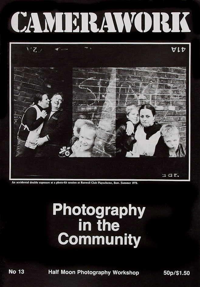 Camerawork Magazine mid 1970s