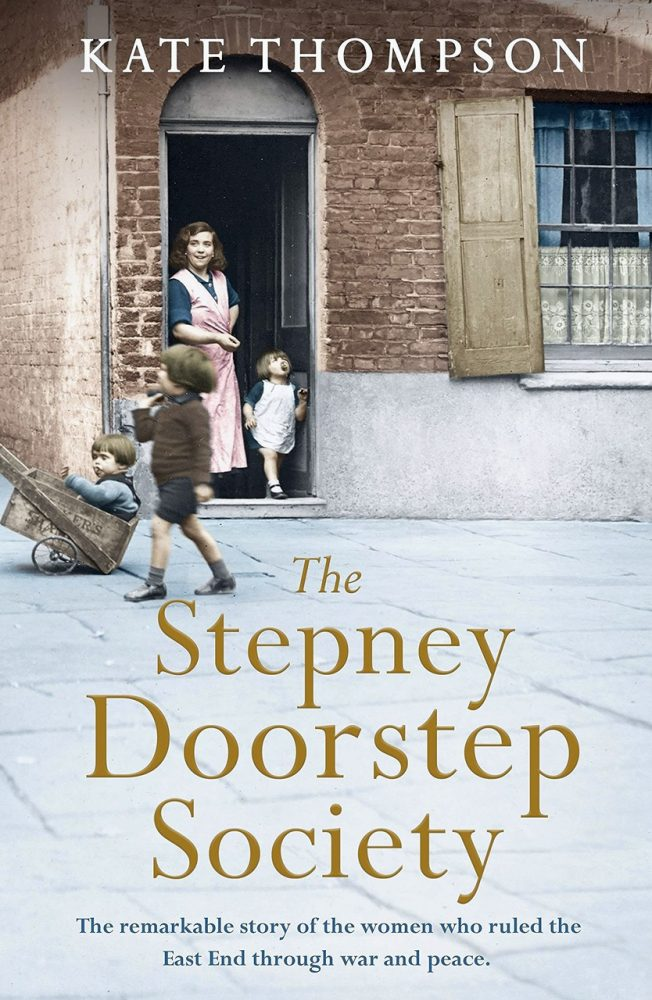 Stepney Doorstep Society book cover
