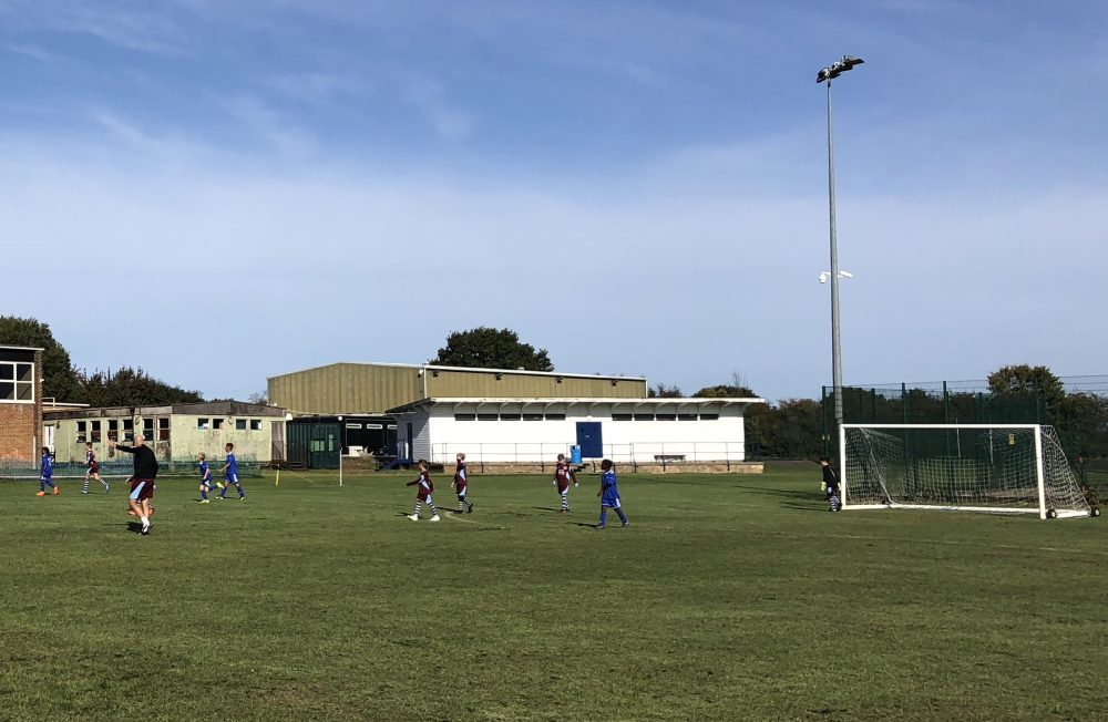 Gatcliffe Youth FC V Upminster Town United