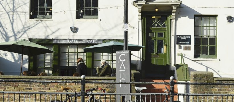 Music at Gallery Cafe, St Margarets House