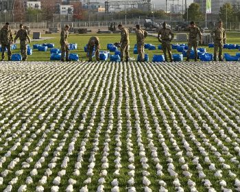 Laying out the Shrouds of the Somme