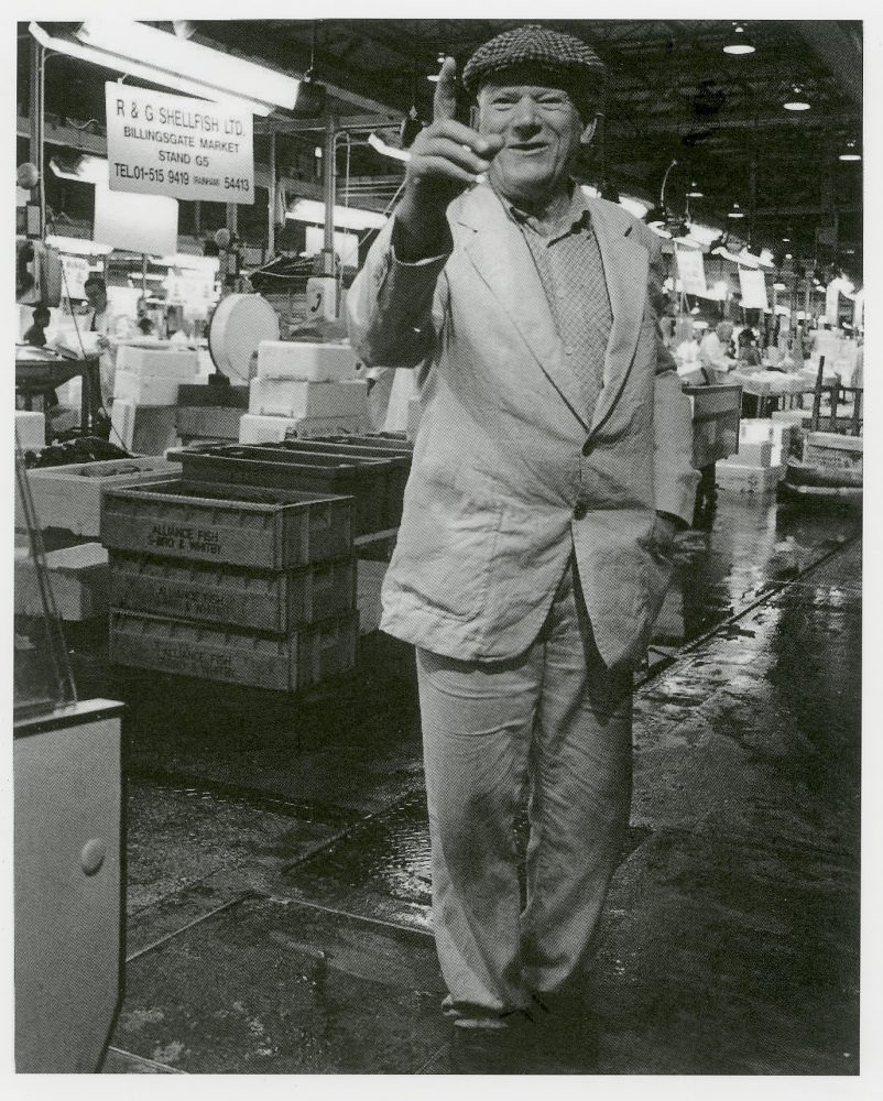 Photo in Billingsgate by Terry Bloomfield