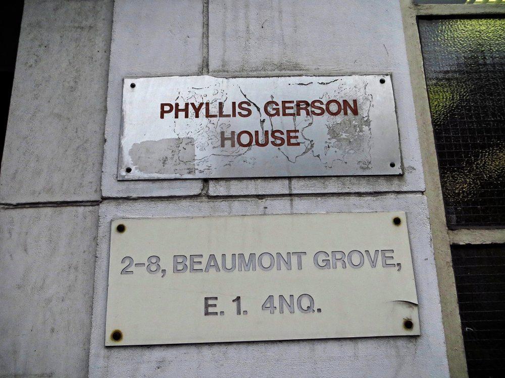 Phyllis Gerson House
