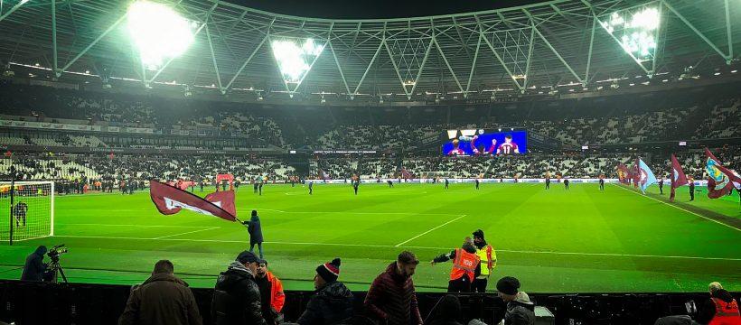 West Ham United v Fulham header