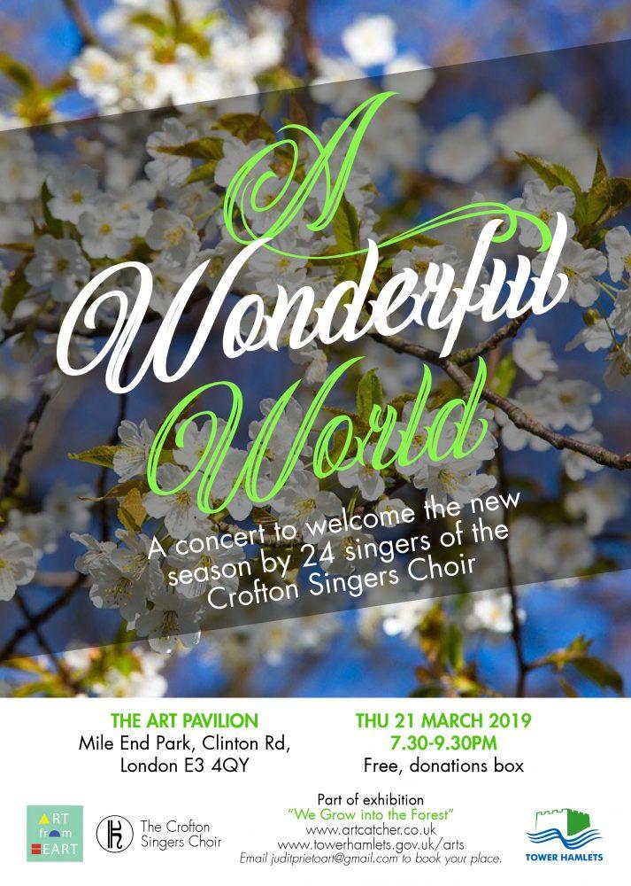 Crofton Singers concert 21st March 2019