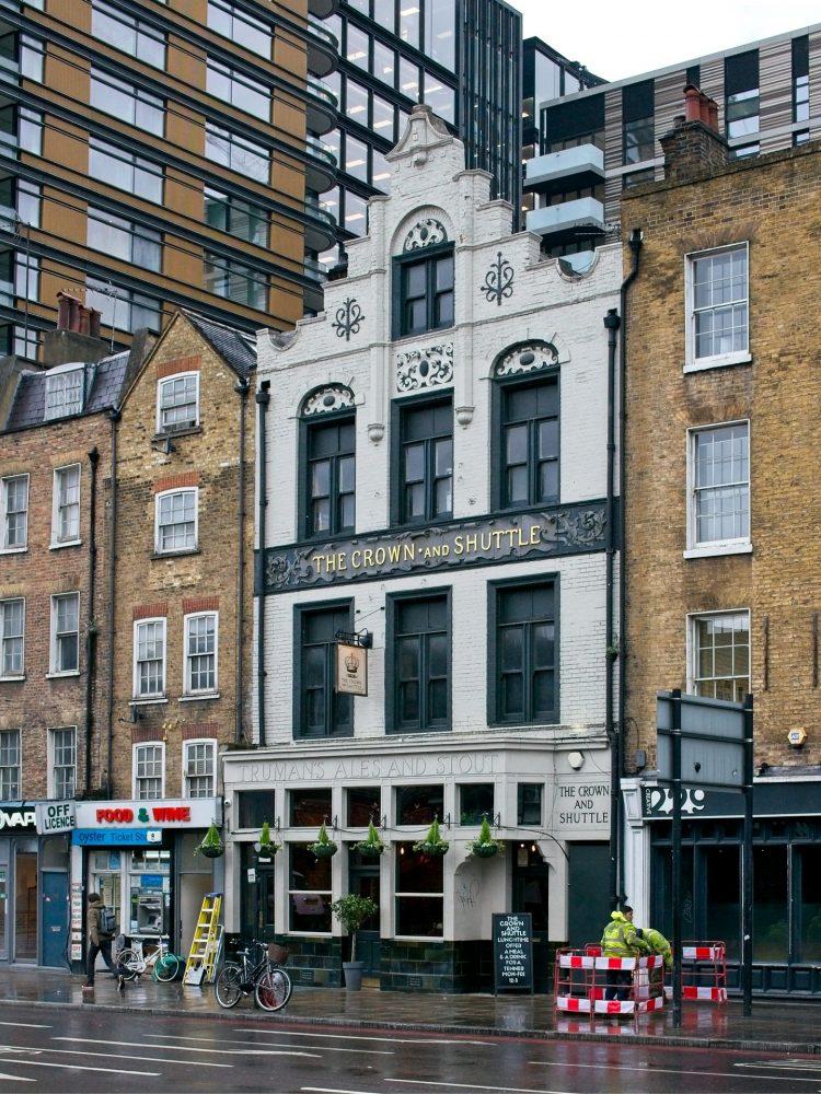 Shoreditch High Street: Popular Spitalfields Pub To Close