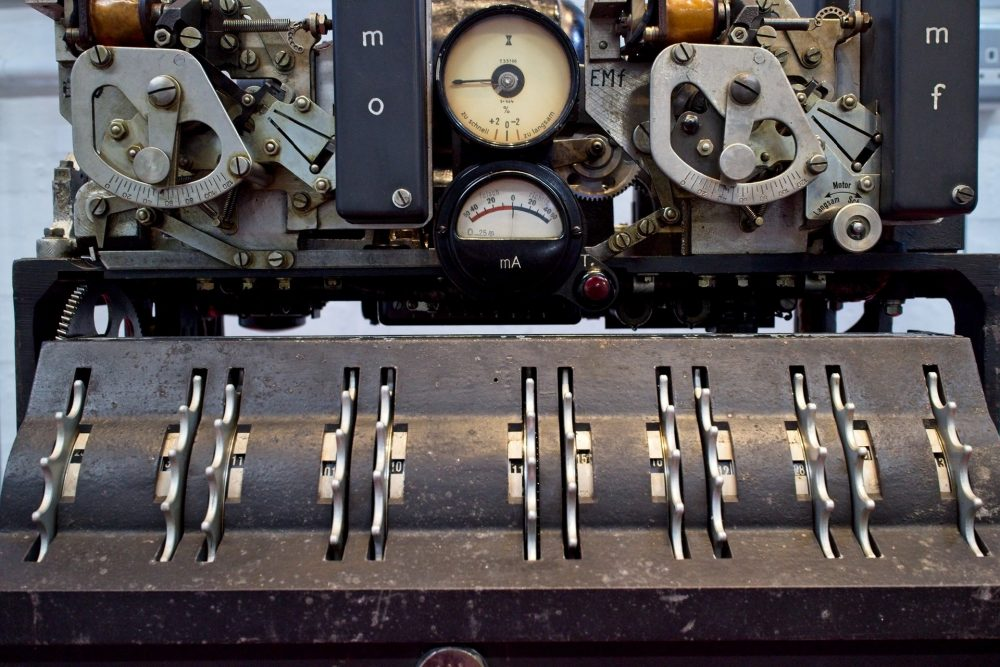 """Lorenz cipher attachment: """"Hitler's Blackberry"""""""