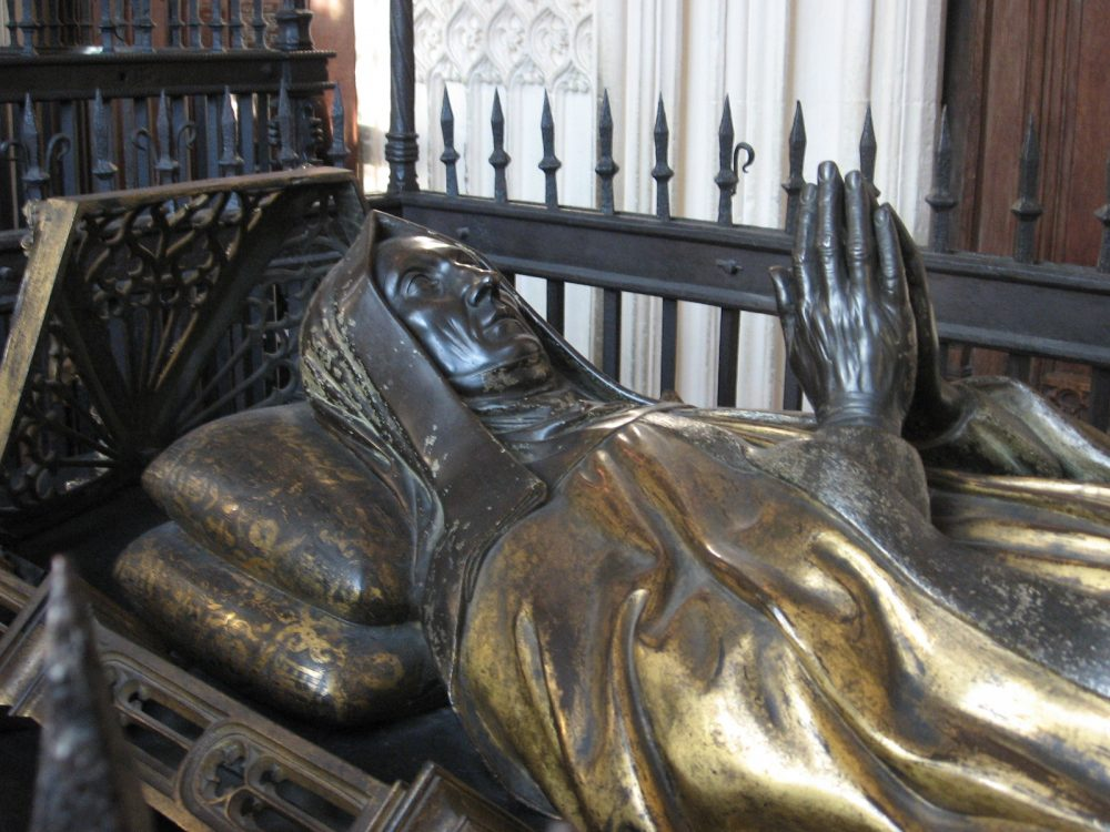 Tomb of Lady Margaret Beaufort
