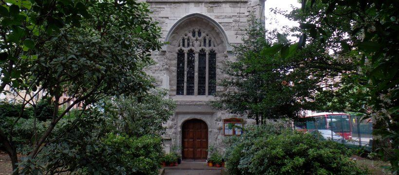 St Mary's Bow Church