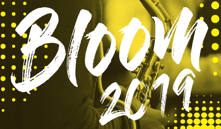 Canary Wharf arts events Bloom 2019