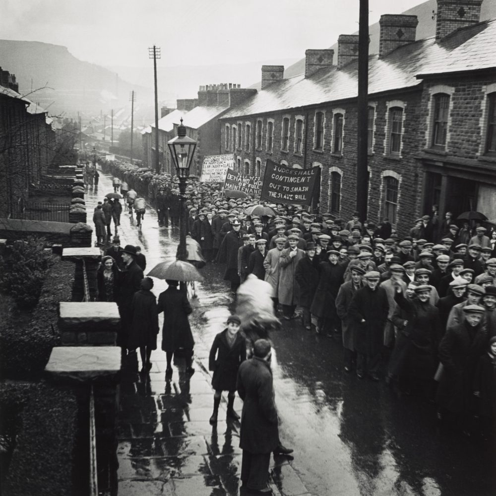 Demonstration South Wales 1935