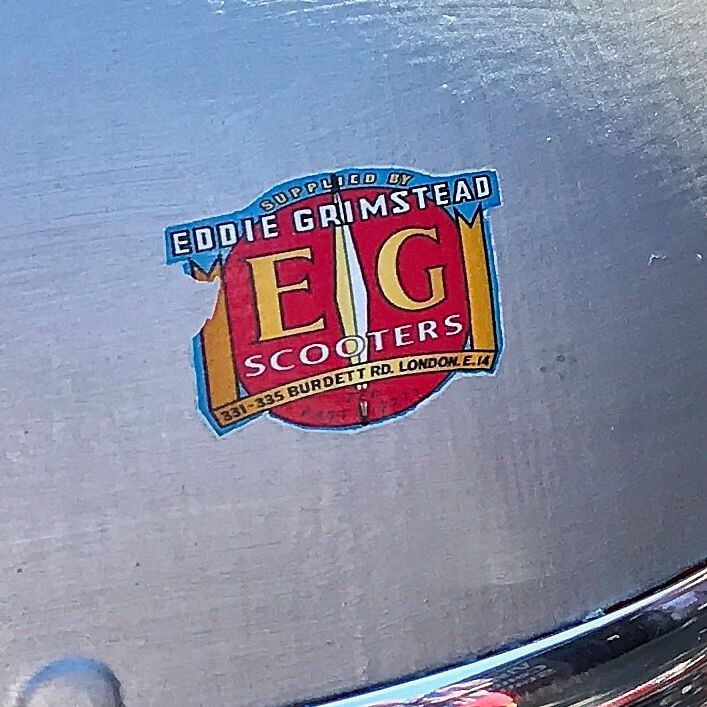 Eddy Grimstead sticker