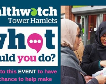Healthwatch Tower Hamlets