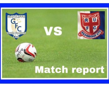 March Report - Gatcliffe Whites vs Redbridge