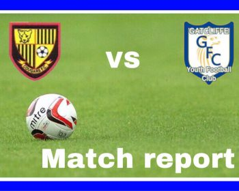 Gatcliffe match report header