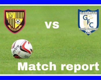 Gatcliffe match report header