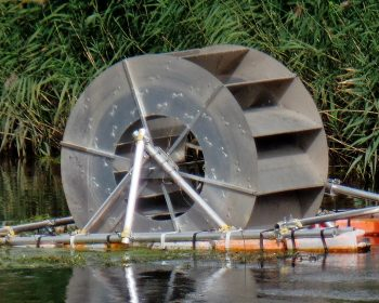 Active Energy water wheel