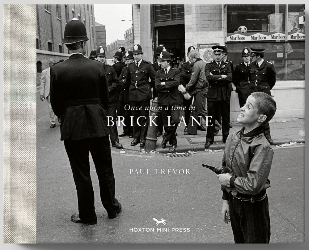 Once Upon a Time in Brick Lane book cover