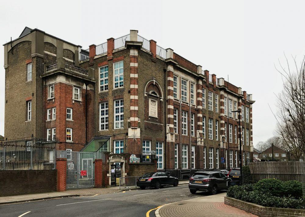 Clara Grant School, Knapp Road, Bow