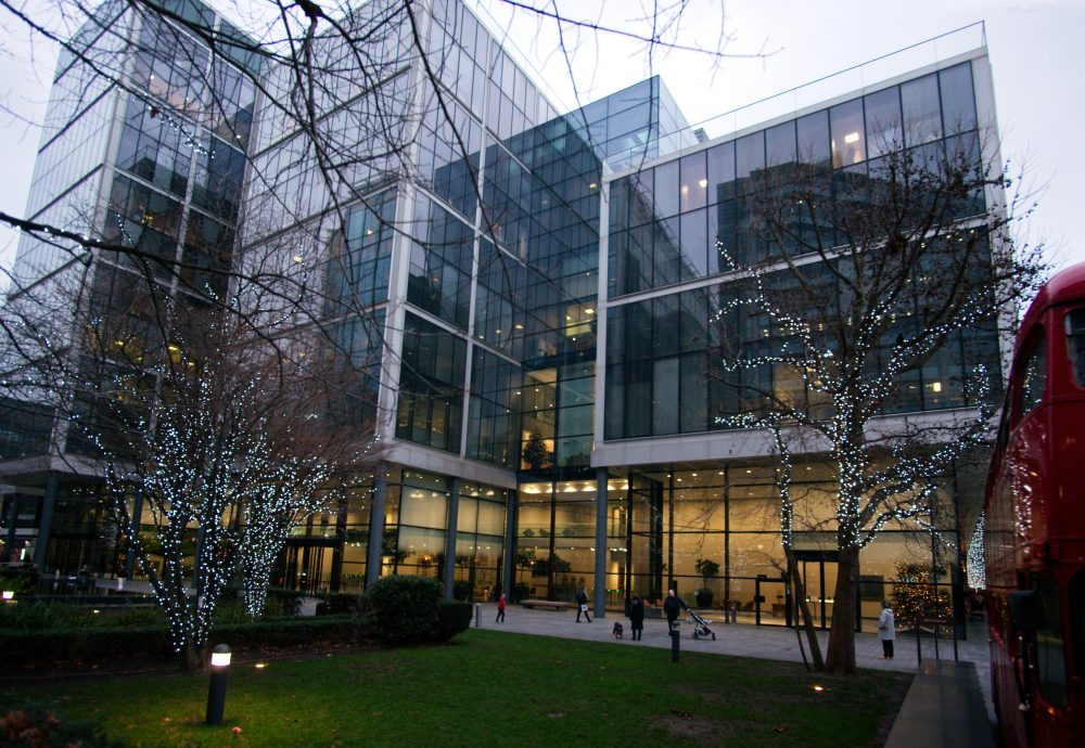 Improbable is based here at 10 Bishops Square