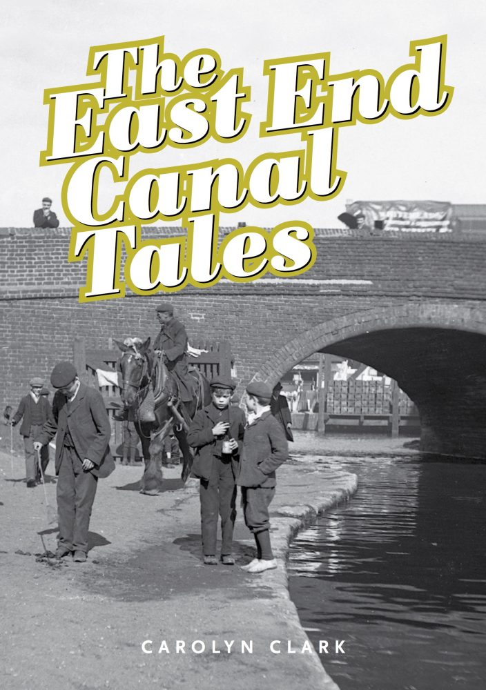East End Canal Tales book cover