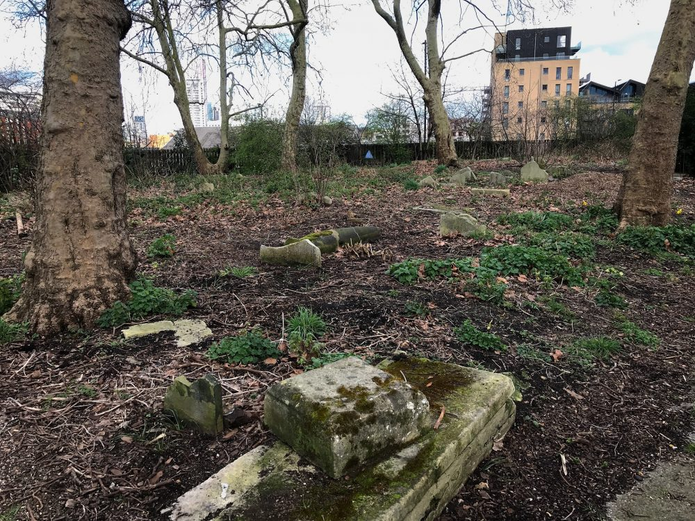 St Leonard's Cemetery Park