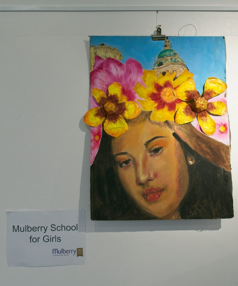 Visual Thinking 1 Mulberry School for Girls