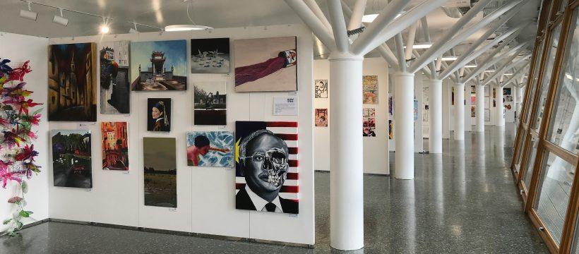 Visual Thinking Part 1 Exhibition Mile End Arts Pavilion