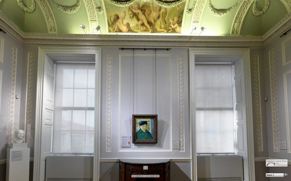 Courtauld Gallery online tour
