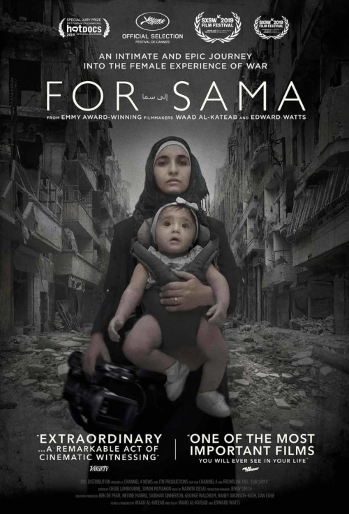 For Sama Film poster