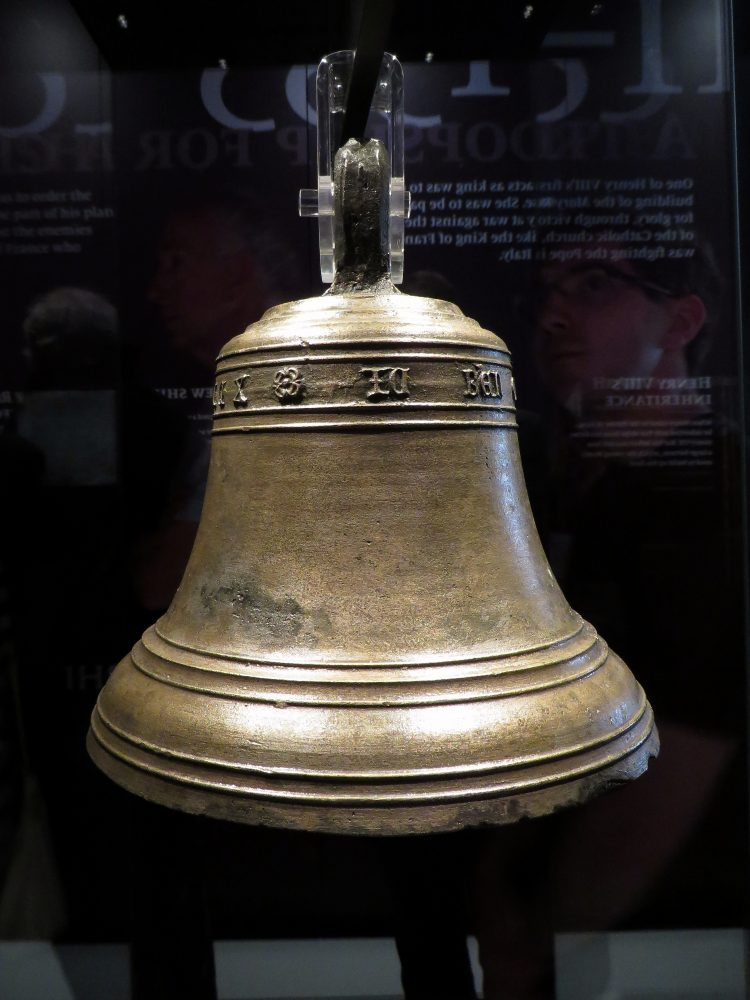 The Mary Rose bell