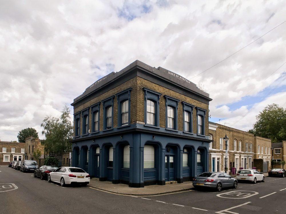 Duke of Norfolk 30 Massingham Street