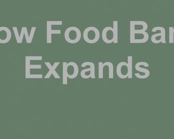 Bow Food Bank Expands