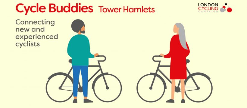 Cycling Buddies scheme - Tower Hamlets Wheelers