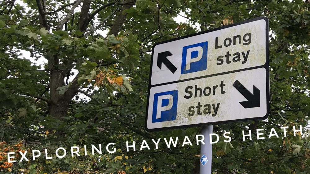 Public car parks Haywards Heath