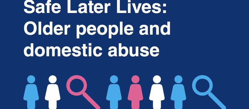 older people and domestic abuse