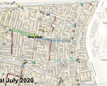 Liveable Streets Bow Proposal July 2020