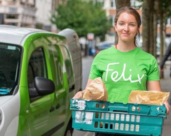 Felix Project food delivery Central London