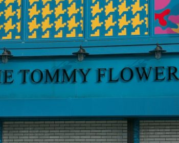 The Tommy Flowers Aberfeldy Street