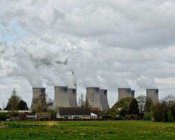 Drax Power Station, Yorkshire in 2013