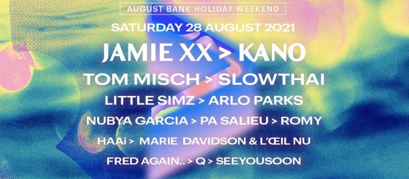 Victoria Park 28th Aug 2021