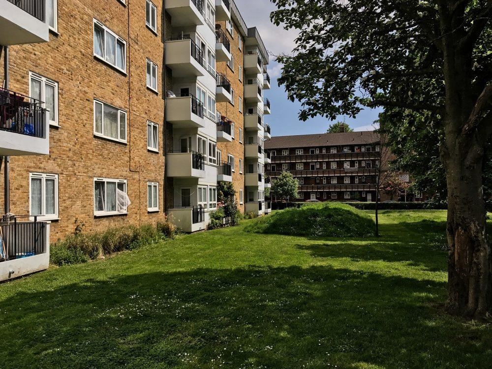 Ocean Estate, Stepney, London E1