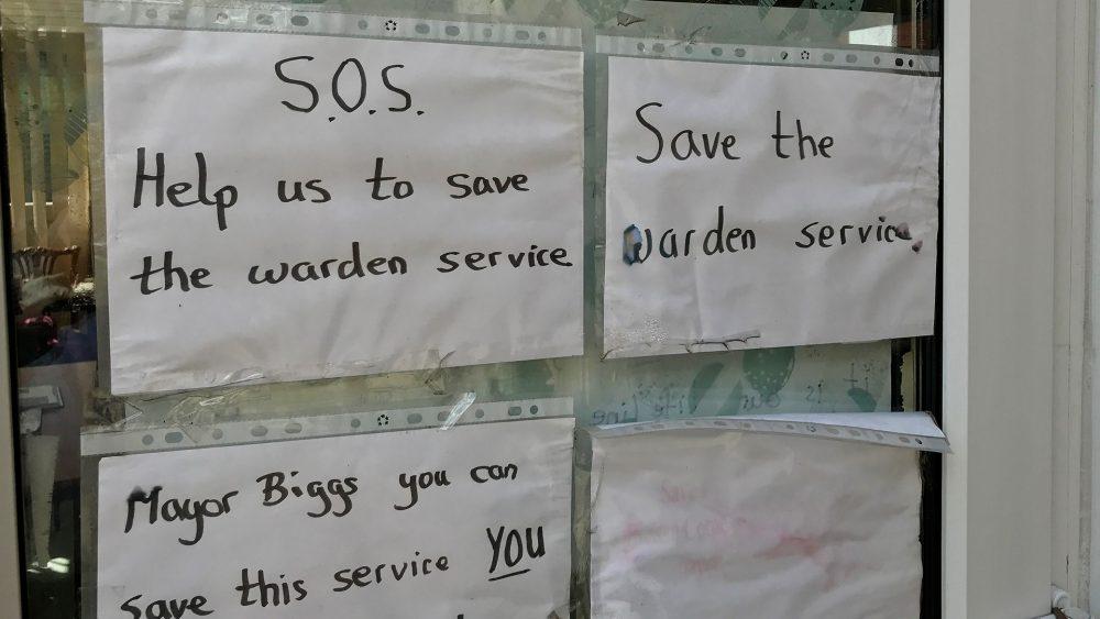 Save Ocean Estate Wardens Service