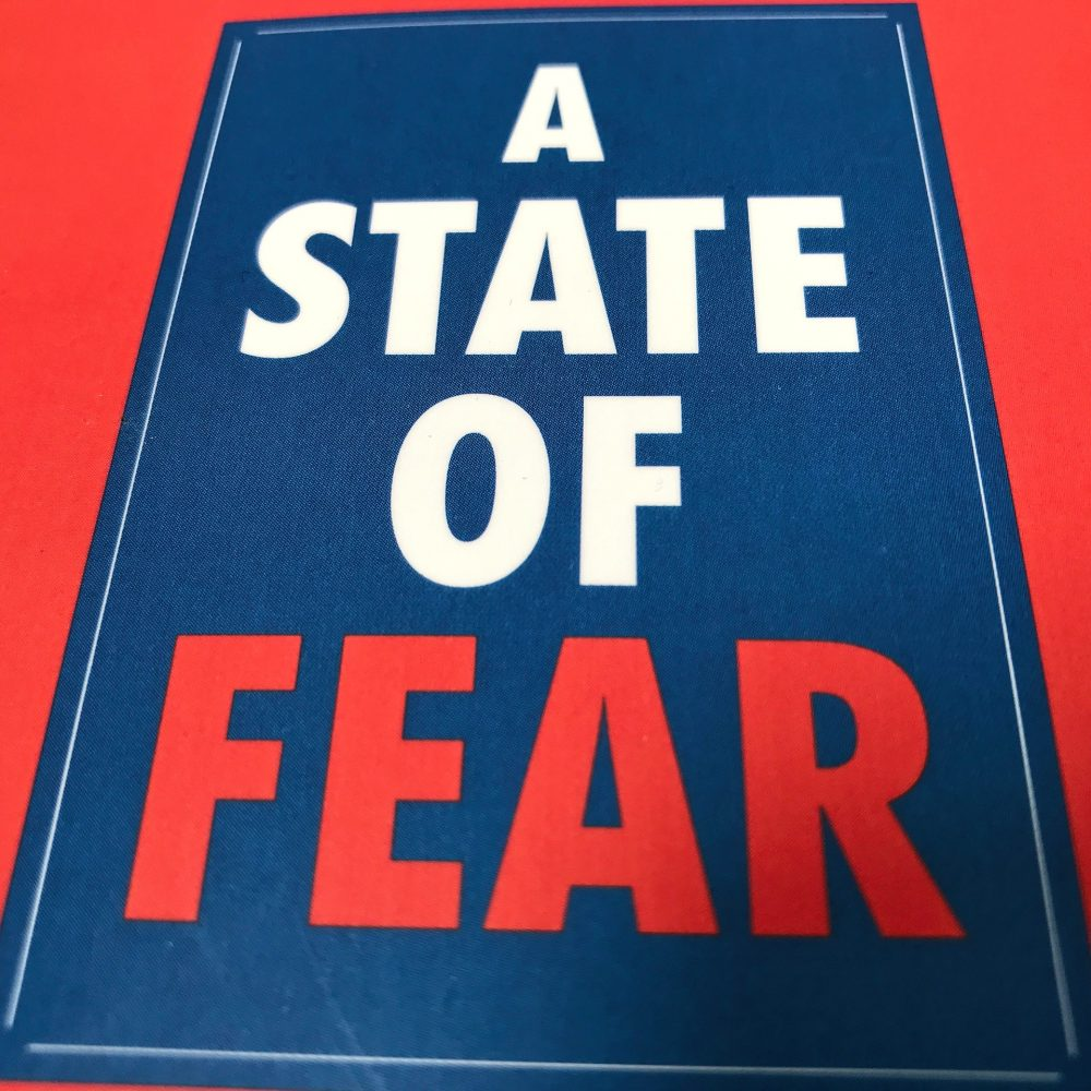 A State of Fear - book by Laura Dodsworth