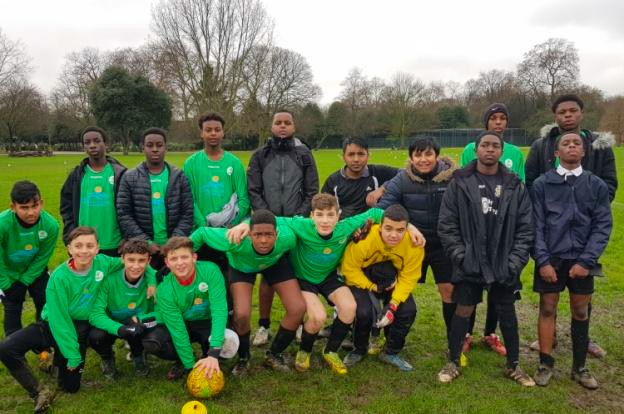'Football Focus' Seniors Group by Acorn Football Instruction and Mentoring 2019