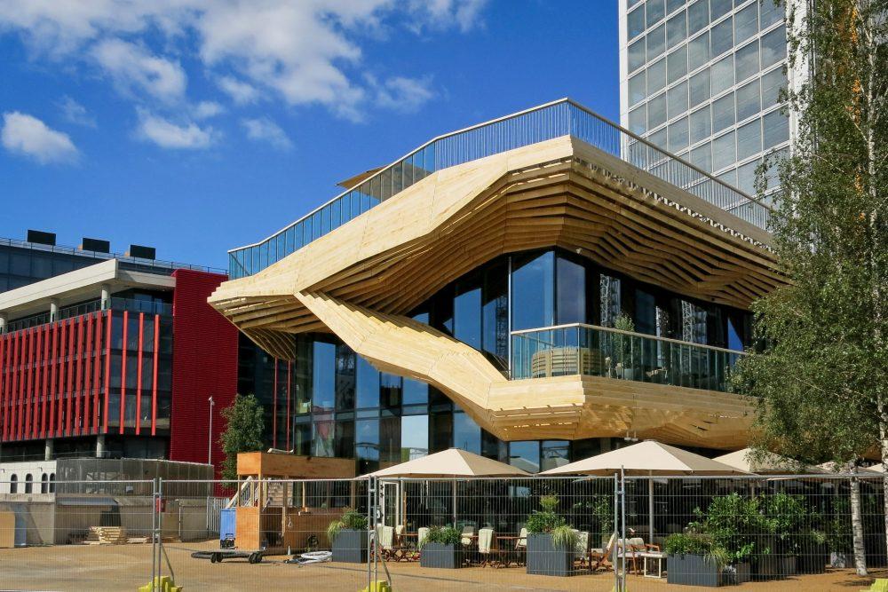 Restaurants & Visitor Centre Eastbank