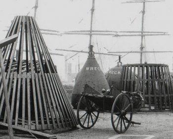 Trinity Buoy Wharf 1927